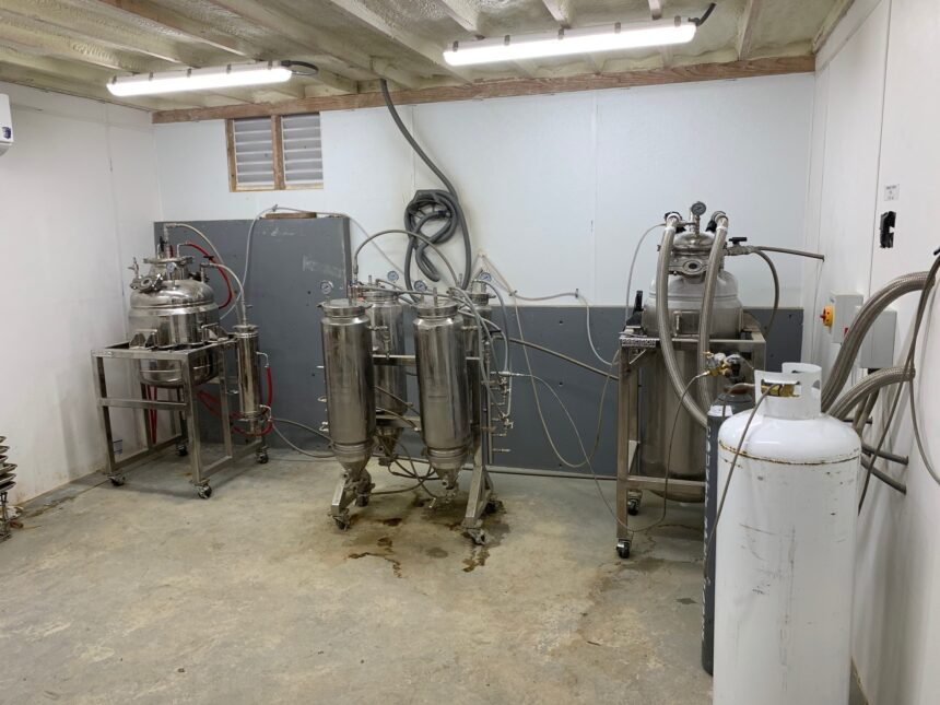 Boulder Creek Lab