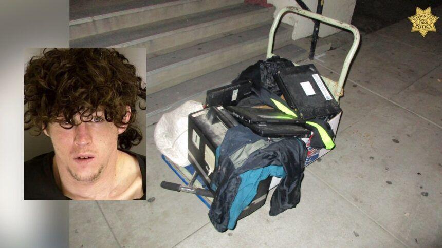 Watsonville High School Stolen Equipment