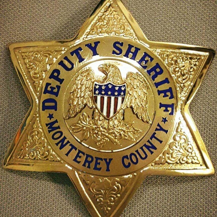 monterey county sheriffs office badge
