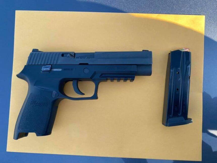 salinas gun arrest munoz and giron