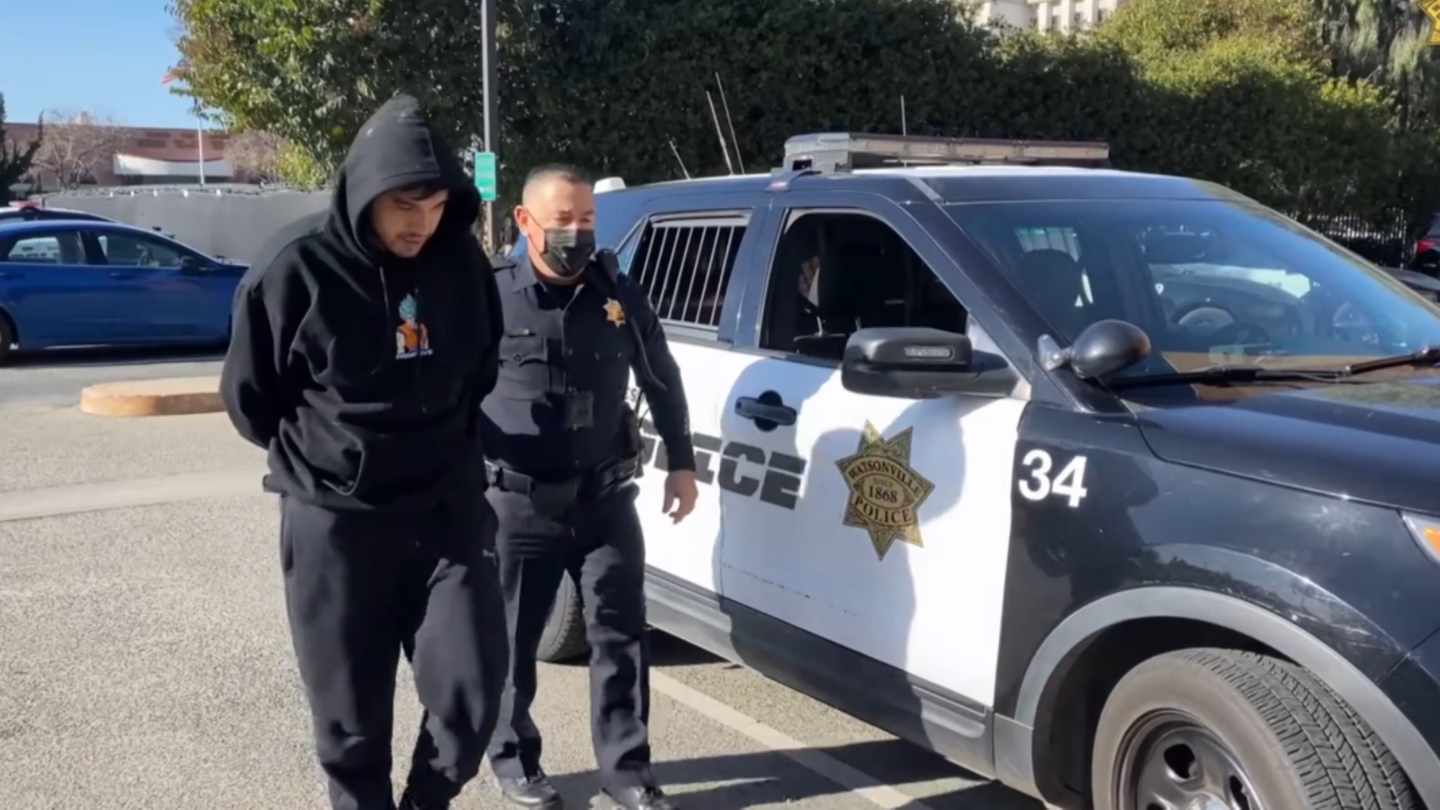Suspect Arrested On Multiple Charges Following 9 Hour Standoff In Watsonville Kion546