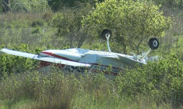 Small plane crashes in Watsonville Sunday afternoon