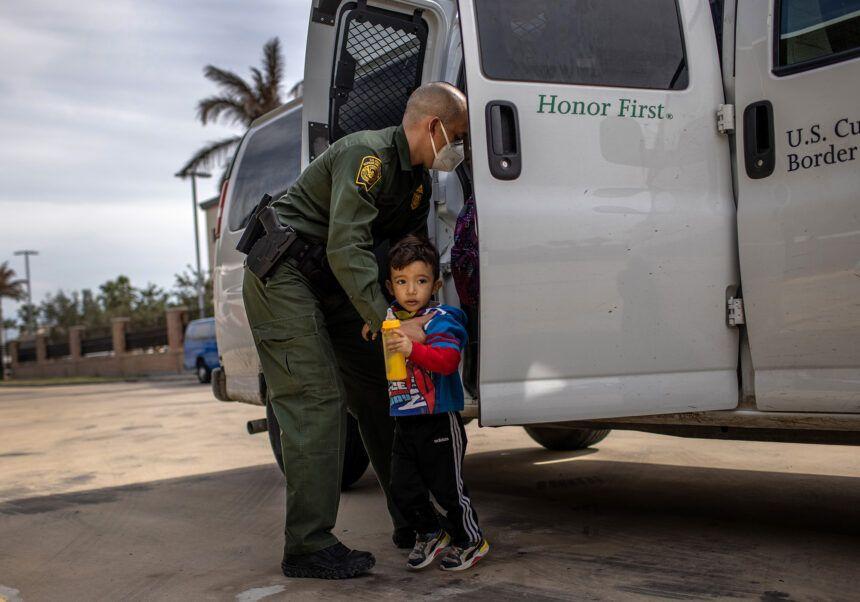 Record number of migrant kids in custody