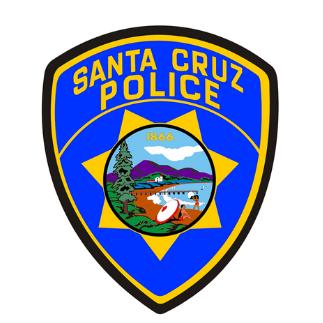 santa cruz police logo