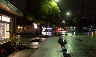 Santa Cruz police investigate a string of armed robberies