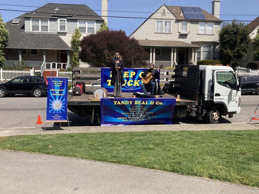 Keep On Truckin' program in Santa Cruz