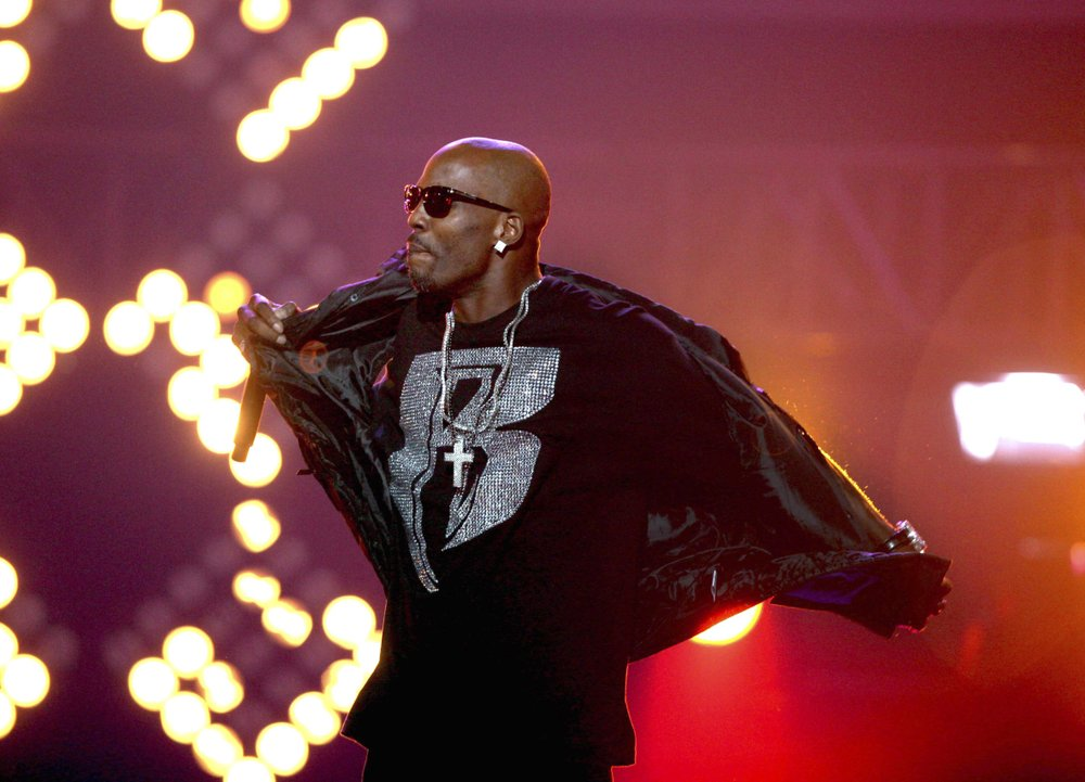 "FILE- DMX performs during the BET Hip Hop Awards in Atlanta on Oct. 1, 2011. The family of rapper DMX says he has died at age 50 after a career in which he delivered iconic hip-hop songs such as ""Ruff Ryders' Anthem."