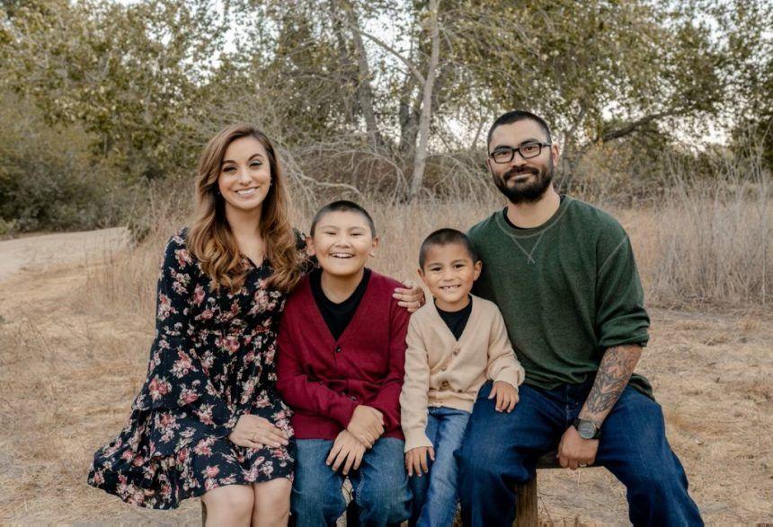 ryan sparks family