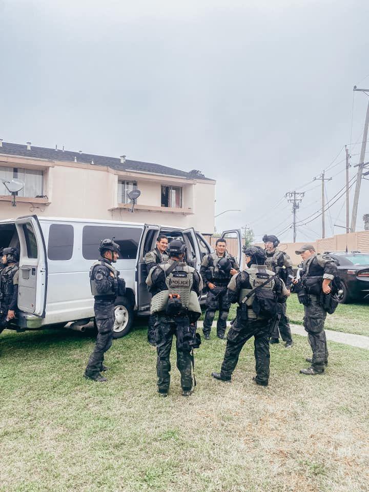 Salinas gang arrest