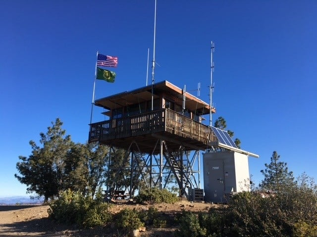 Chews Ridge lookout tower volunteers return as citizen smoke watchers