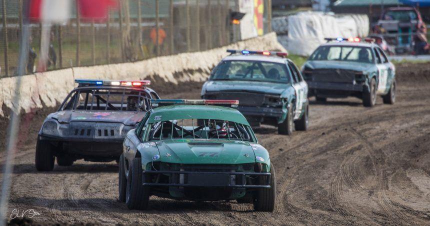 Police in Pursuit Race 2021