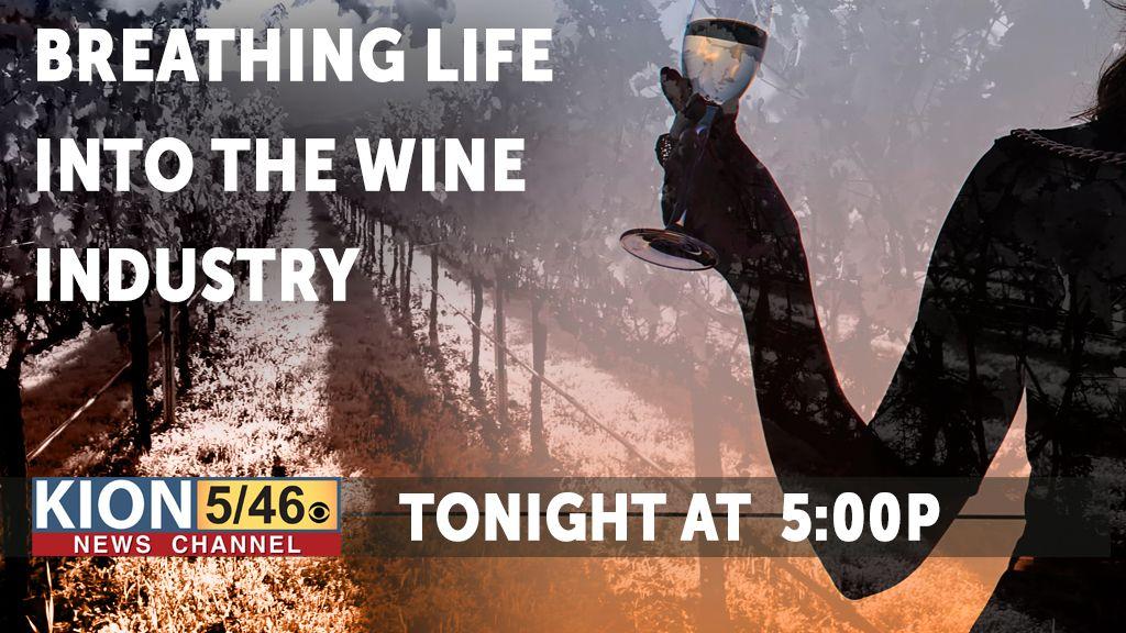 TSR wine Graphic