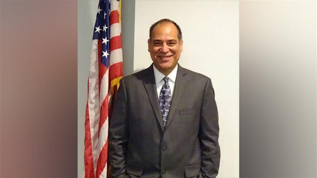 Supervisor Mark Medina
