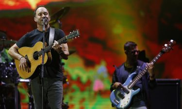 Dave Matthews of Dave Matthews band will begin touring again on July 23