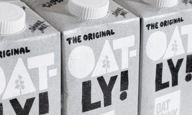 Oatly arrived in the United States in 2017.