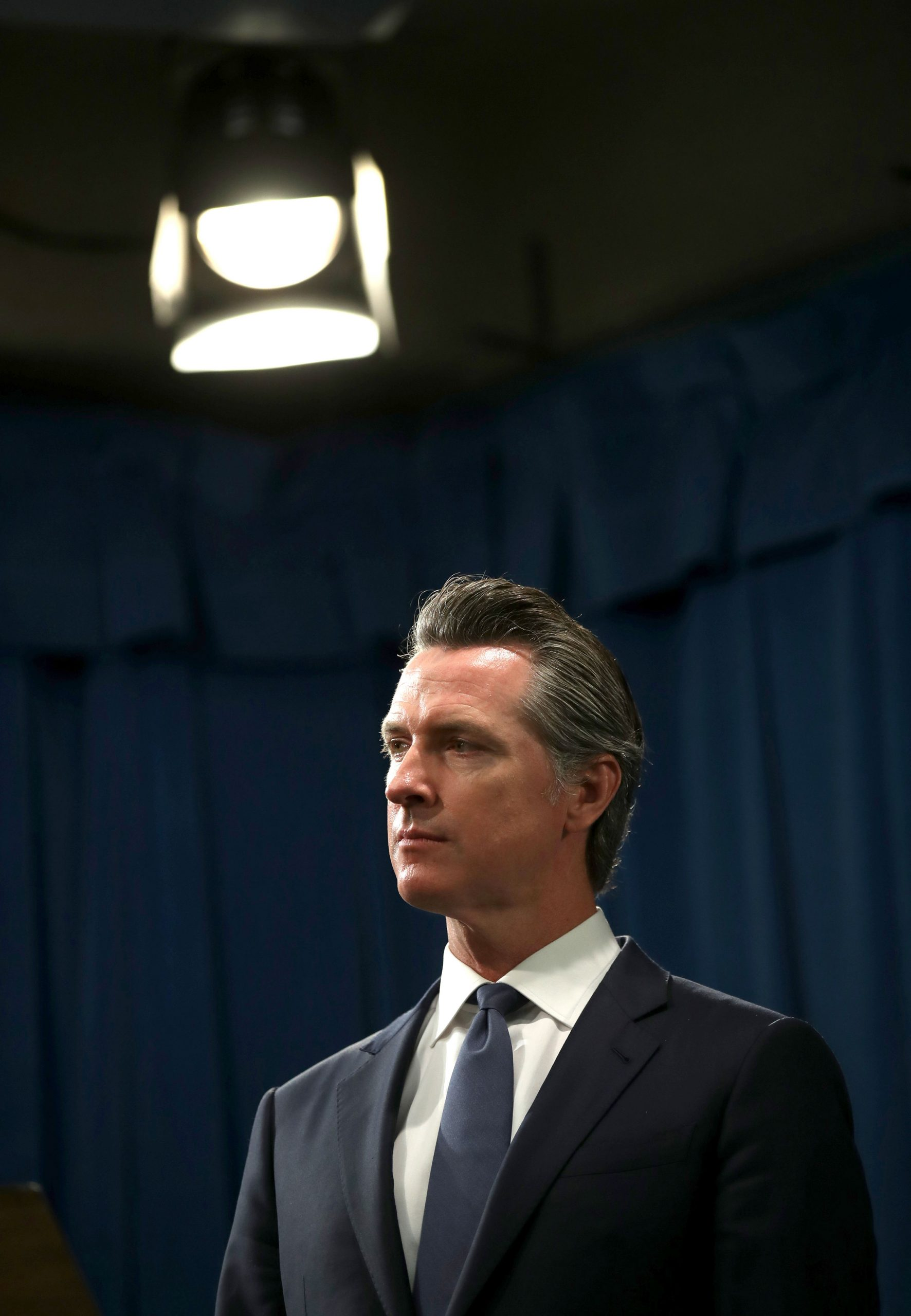 California Democratic Gov. Gavin Newsom will face a recall election, marking just the second time in state history that a special election will be held to recall a sitting governor.