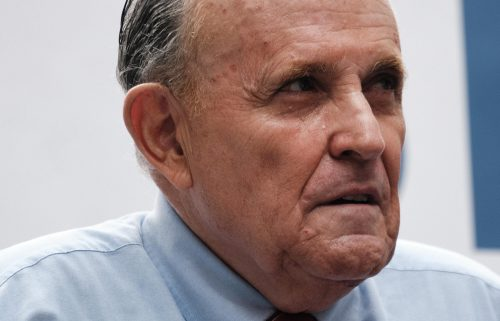 A New York appellate court concluded that Giuliani shared false statements to courts