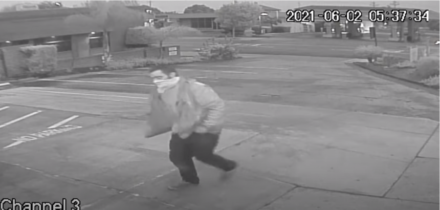 monterey police attempted robbery suspect