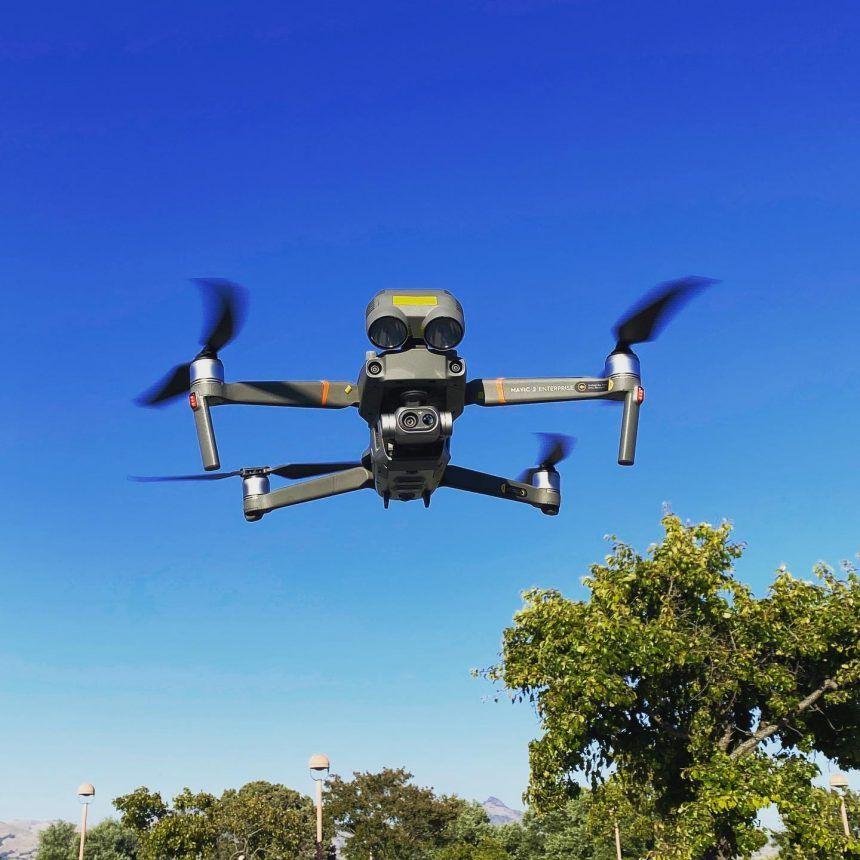 Hollister Police Drone Program