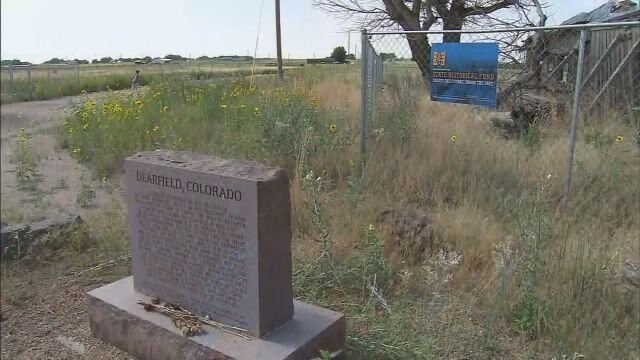 <i>KCNC</i><br/>There's a growing effort to save Dearfield