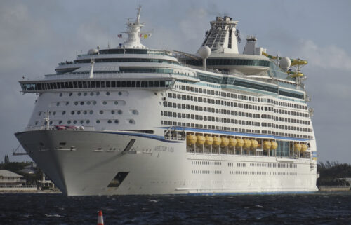 Six guests have tested positive for Covid-19 on Royal Caribbean's Adventure of the Seas cruise ship