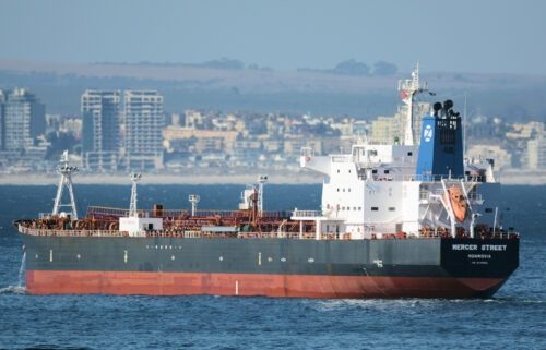Two crewmembers died when a tanker connected to an Israeli billionaire was attacked off the coast of Oman