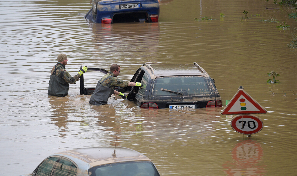 <i>Sebastien Bozon/AFP/Getty Images</i><br/>