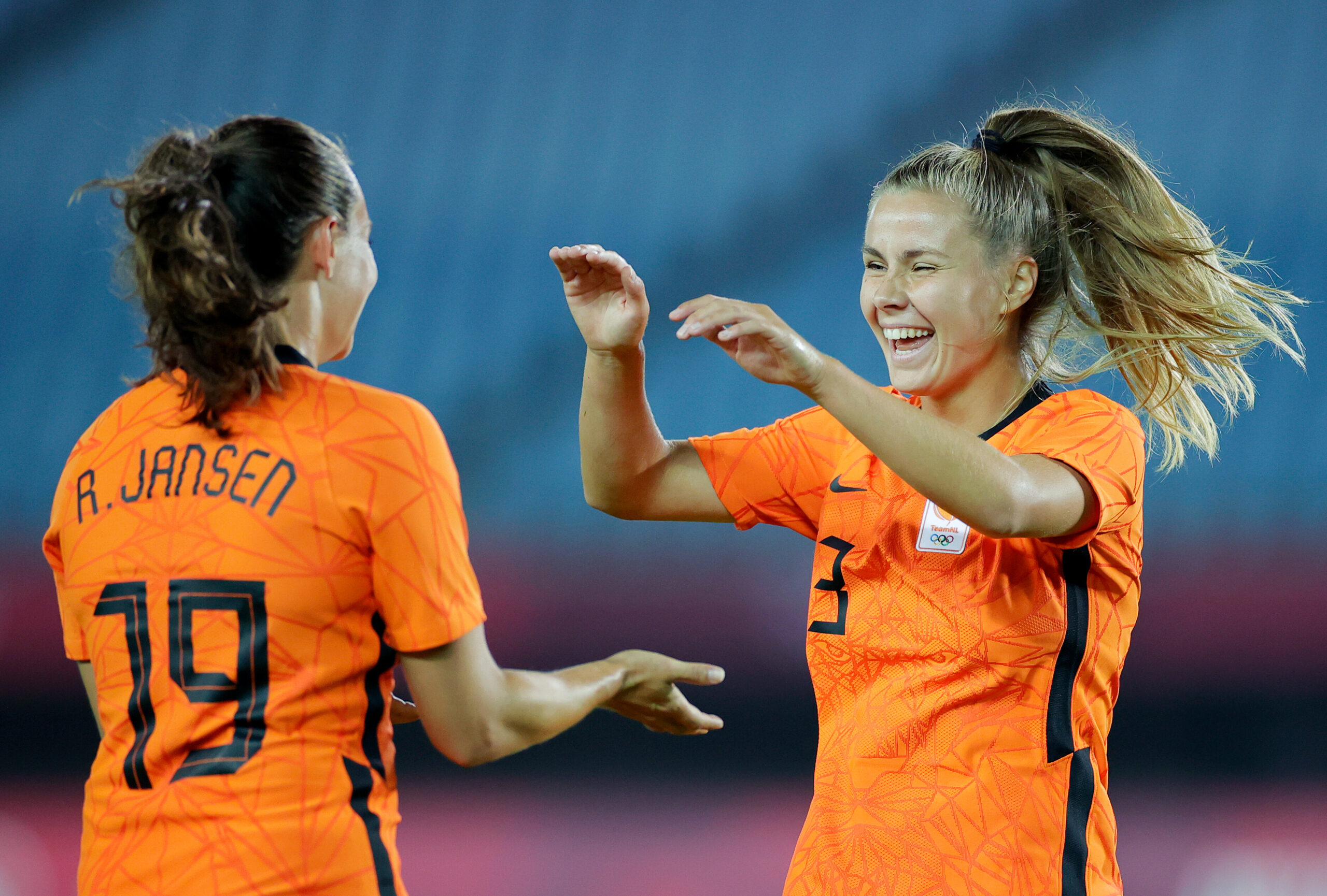 <i>Koki Nagahama/Getty Images AsiaPac/Getty Images</i><br/>The Netherlands beat Zambia 10-3 in an eventful encounter.