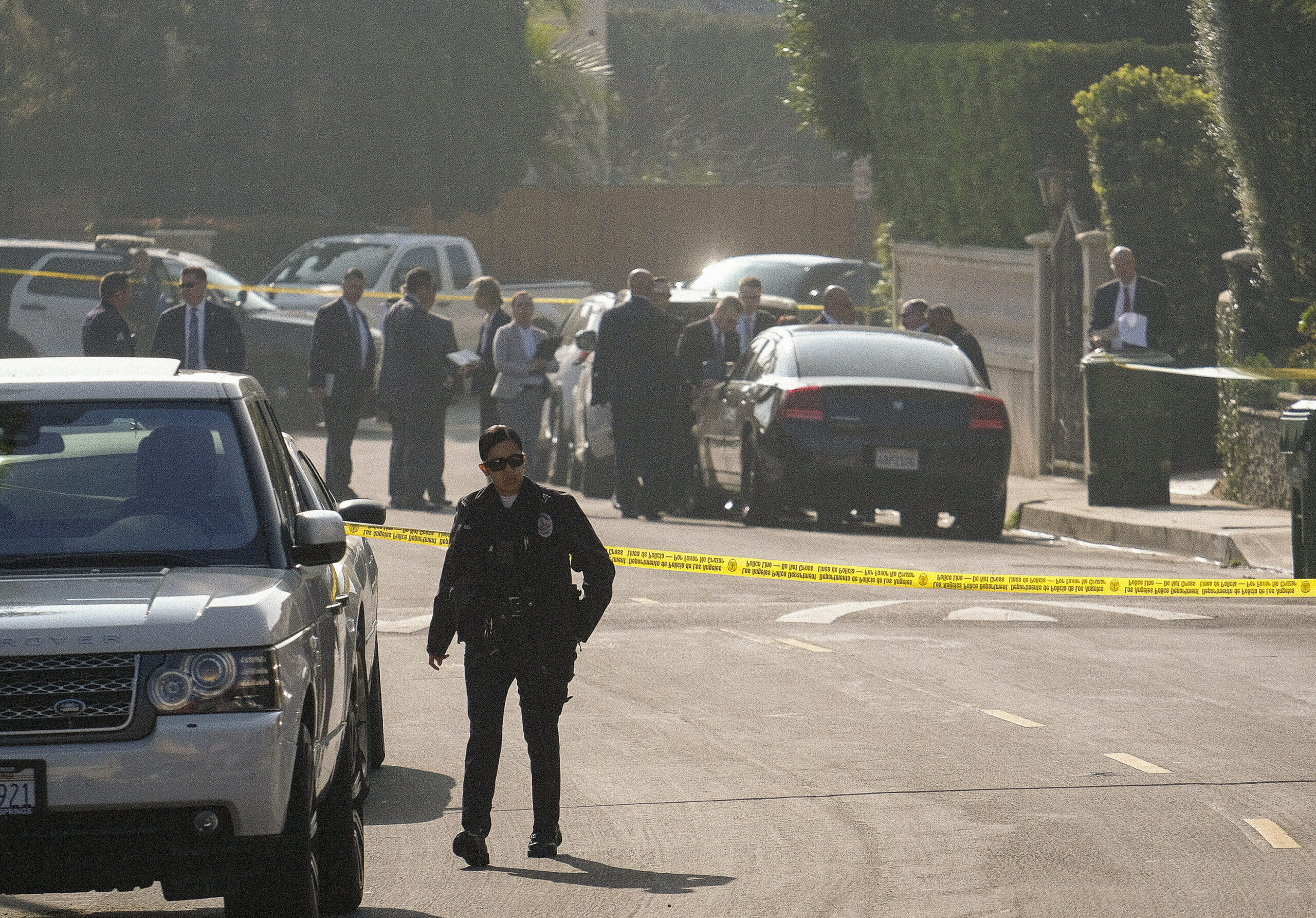 <i>Ringo H.W. Chiu/AP</i><br/>The number of homicides continues to rise in major American cities following a year that saw a record increase in homicides across the country