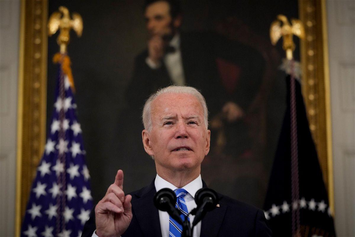 Biden anunció que los empleados federales deberán vacunarse y propuso  ofrecer US$ 100 a quienes se vacunen contra el covid-19 – KION546