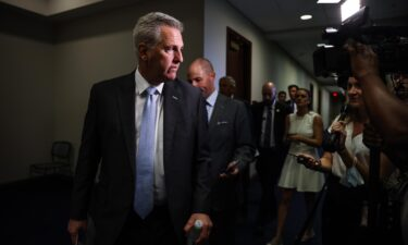 House Minority Leader Kevin McCarthy has pulled out all six Republicans designated to serve on a key select committee on the economy