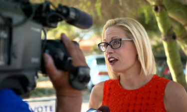 Democratic Sen. Kyrsten Sinema of Arizona announced July 28 that she does not support a $3.5 trillion dollar budget bill Democrats plan to pass along party lines