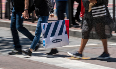 The personal consumption expenditures price index rose 0.5% in June