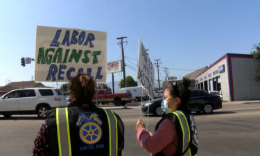 Monterey County Democrats form coalition with labor unions against Newsom recall