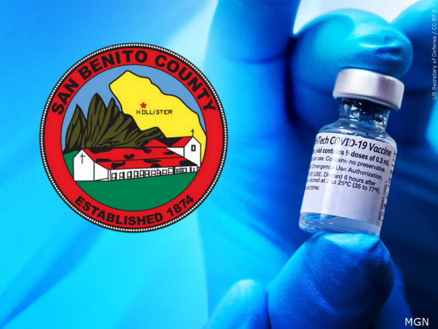 San Benito County COVID-19 Vaccine