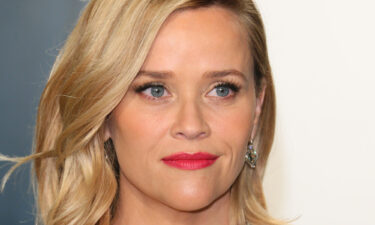 Reese Witherspoon's media company Hello Sunshine is being sold. Witherspoon here attends the 2020 Vanity Fair Oscar Party in Beverly Hills on February 9