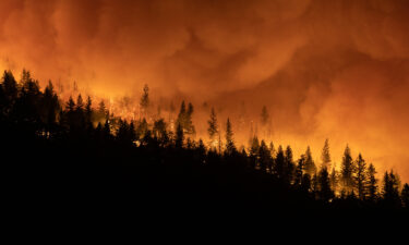 A former college instructor has been arrested and charged with starting a fire in drought-ravaged Northern California near the massive Dixie Fire