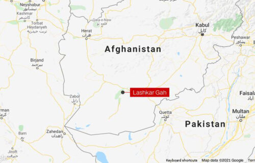 Heavy fighting between the Taliban and Afghan government forces has continued in the capital of Helmand province