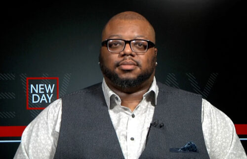 """Timothy Moore spoke to CNN's """"New Day"""" on August 1 about why he is choosing to get the vaccine."""