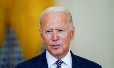 President Joe Biden was attending a pre-scheduled meeting of his national security team at the White House when reports of the Kabul Airport attack reached Washington.