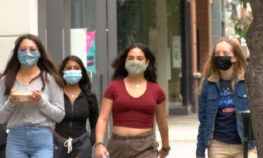 Santa Cruz County requiring indoor mask use starting midnight Friday