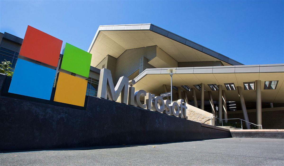 <i>Stephen Brashear/Getty Images</i><br/>Microsoft