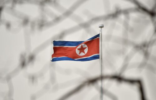 North Korea has fired an unidentified projectile into waters off the east coast of the Korean Peninsula