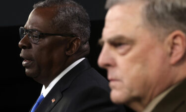 Secretary of Defense Lloyd Austin and Chairman of the Joint Chiefs Gen. Mark Milley are set to testify publicly before Senate lawmakers September 28