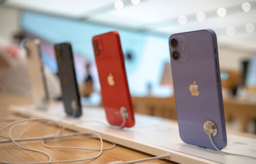 The iPhone 12 series.