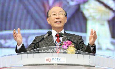 Pastor David Cho Yong-gi