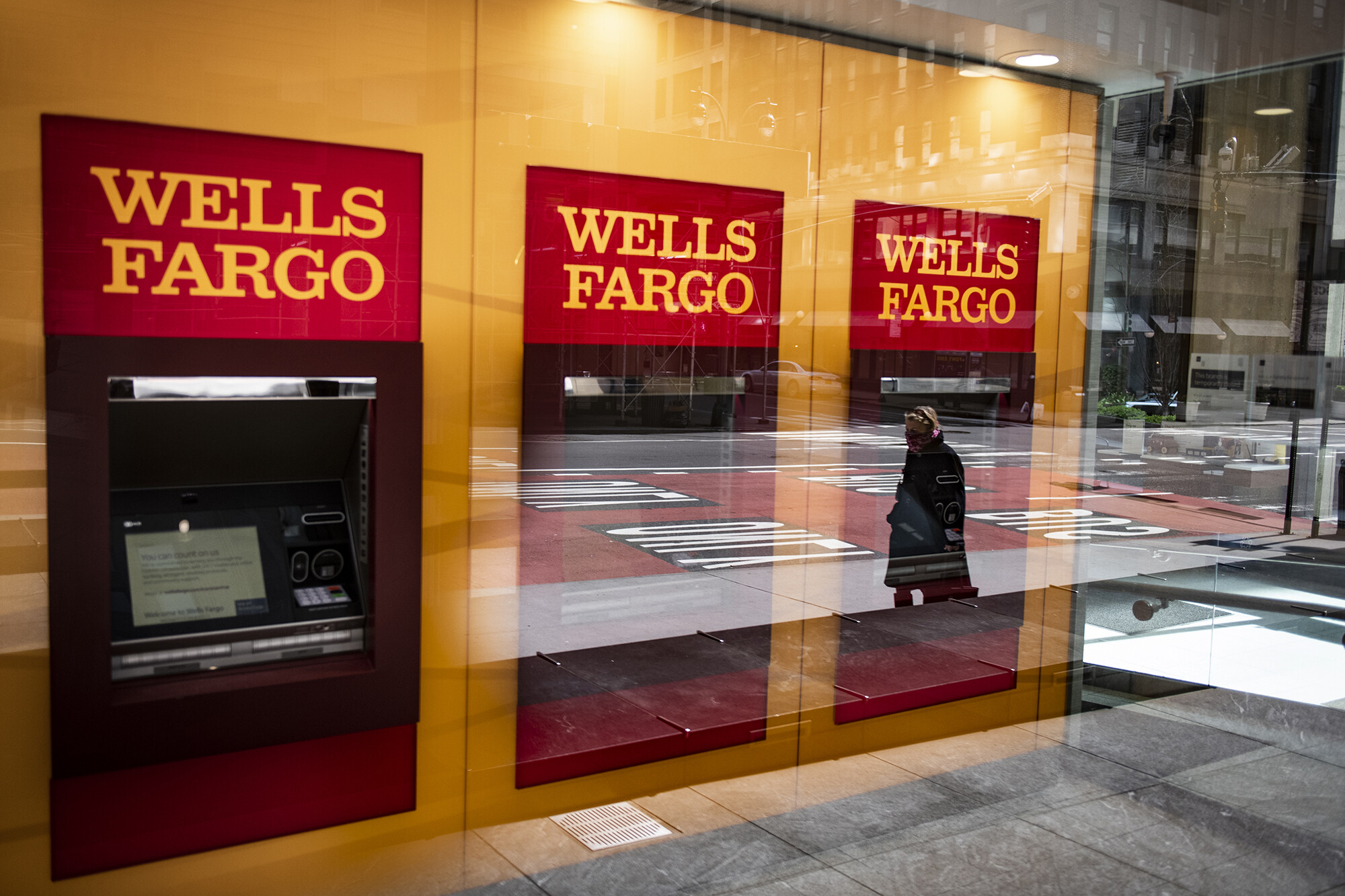 <i>Mark Kauzlarich/Bloomberg/Getty Images</i><br/>Wells Fargo has struggled to get its house in order after a series of scandals erupted five years ago.