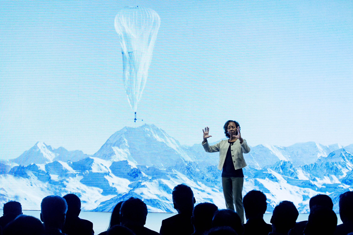 <i>Udit Kulshrestha/Bloomberg/Getty Images</i><br/>Marian Croak