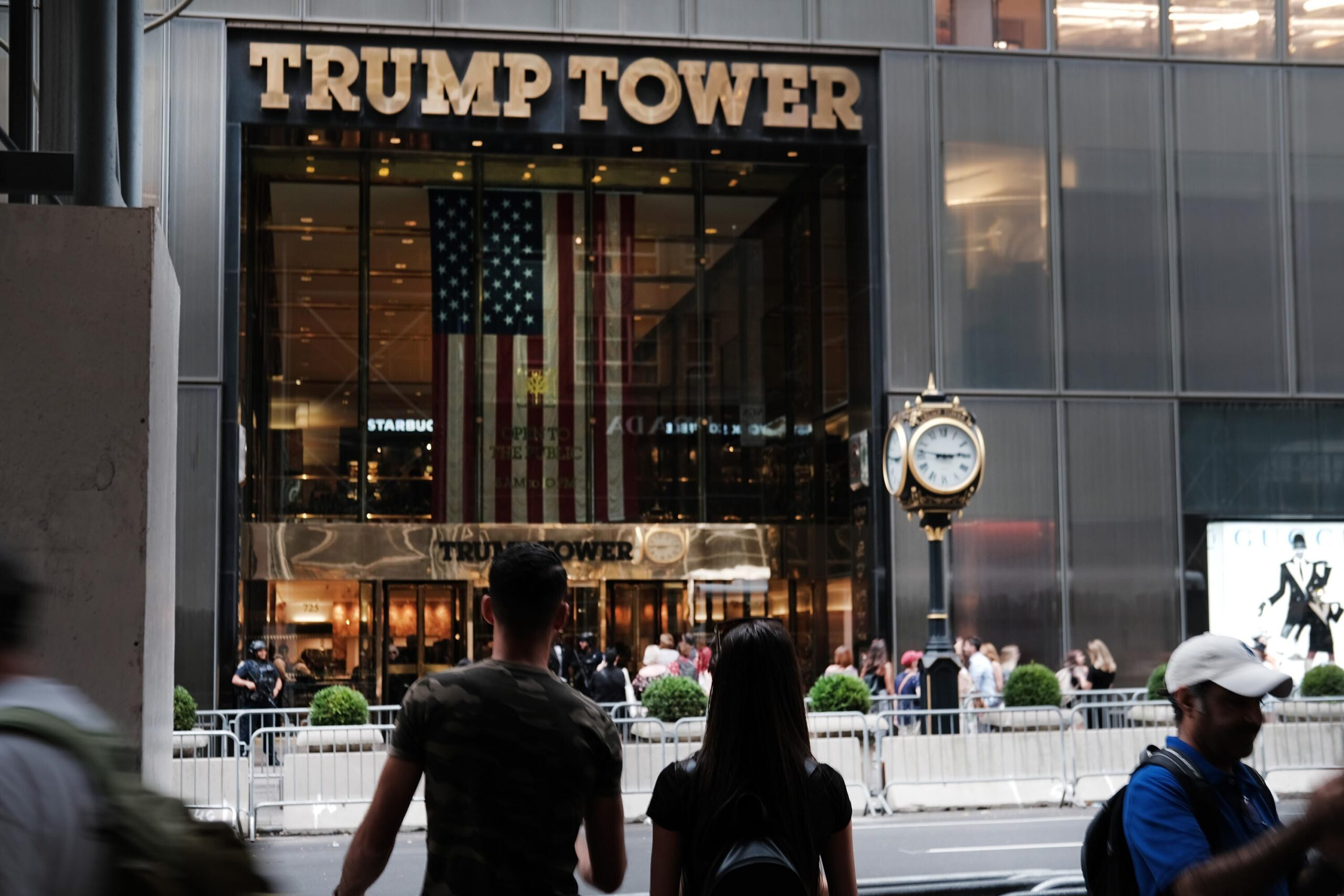 <i>Spencer Platt/Getty Images</i><br/>A New York judge has ordered the Trump Organization to submit a report next week to the New York Attorney General in an effort to resolve a long-running dispute over subpoenas for records.