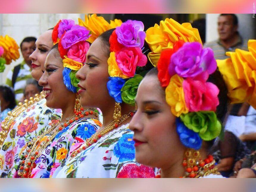 hispanic heritage month folklorico